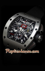 Richard Mille RM011 Automatic Flyback Chronograph 5<font color=red>������Ǥ���</font>