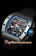 Richard Mille RM011 Automatic Flyback Chronograph 4<font color=red>หมดชั่วคราว</font>