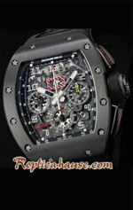 Richard Mille RM011 Automatic Flyback Chronograph Watchs 1