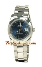 Rolex Replica DateJust Mid Sized Watch 0810