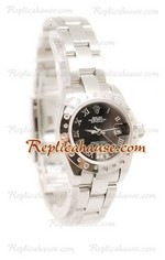 Rolex Replica Datejust Silver Ladies Watch 18