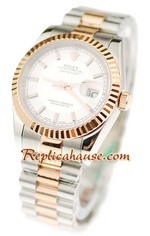 Rolex Replica Datejust Waves dial Watch 090