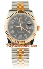 Rolex Replica Datejust Mid Sized Watch 001