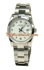 Rolex Replica Datejust Silver Watch 0890