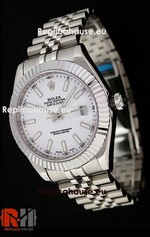Rolex Replica Datejust II White Swiss Watch 09