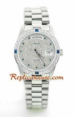 Rolex Day Date Diamond - 11