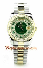 Rolex Replica Day Date Watch Replica-hause 10