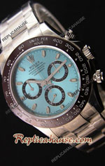 Rolex Replica Daytona Ice Blue Swiss Watch 23
