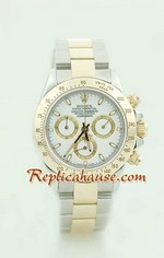 Rolex Replica Daytona 2k Swiss Watch 9