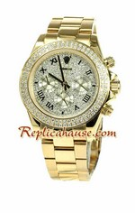 Rolex Replica Daytona Diamonds Edition Watch 4