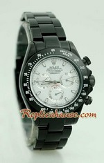 Rolex Replica Daytona PVD Watch 2