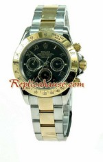 Rolex Replica Daytona Two Tone Watch 20