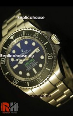 Rolex Replica Sea Dweller Deepsea Blue Dial Swiss Watch 04