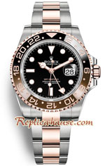 Rolex GMT Masters II Rose Gold Edition 2018 - Swiss Replica Watch 18