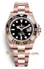 Rolex GMT Masters II Rose Gold Edition 2018 - Swiss Watch 18
