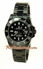 Rolex Submariner Black PVD Pro Hunter Edition Watch