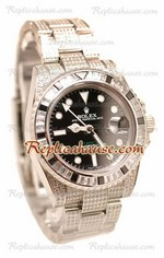 Rolex Replica GMT Masters II Swiss Watch 2010 Edition 20