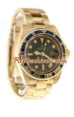 Rolex Replica GMT - Swiss Watch 6