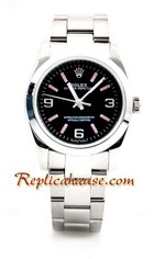 Rolex Replica Datejust Silver Watch 07