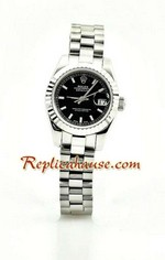 Rolex Replica Datejust Silver Ladies Watch 13