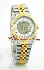 Rolex Replica Datejust two tone Watch 38