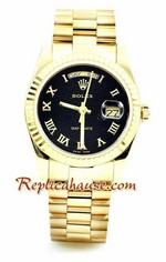 Rolex Replica Day Date Watch Replica-hause 9