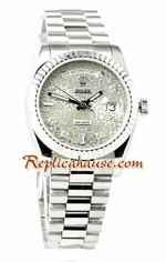 Rolex Replica Day Date Watch Com Dial 01
