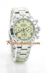 Rolex Replica Daytona Silver Watch 8<font color=red>หมดชั่วคราว</font>