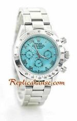 Rolex Replica Daytona Silver Watch 10<font color=red>หมดชั่วคราว</font>