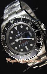 Rolex Sea Dweller 50h Anniversary Swiss Replica Watch 06
