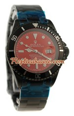 Rolex Replica Submariner Bamford and Sons Limited Edition Swiss Watch 03