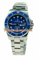 Rolex Replica Submariner Blue Swiss Replica Watch 2018 Edition 01