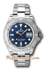 Rolex Yachtmaster Blue Edition Swiss Watch 02