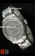 Rolex Yachtmaster Sunburst Dial Swiss Watch 03