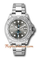 Rolex Yachtmaster Dark Rhodium Edition Swiss Watch 03