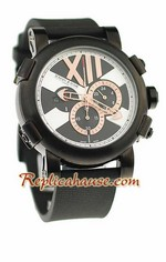 Romain Jerome Chronograph Replica Watch 03<font color=red>หมดชั่วคราว</font>