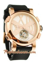 Romain Jerome Tourbillon Replica Watch 04<font color=red>หมดชั่วคราว</font>
