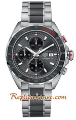 Tag Heuer Formula 1 Chronograph Ceramic Replica Watch 10