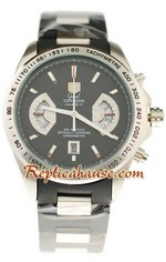 Tag Heuer Grand Carrera Replica Watch 12