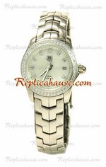 Tag Heuer Link Ladies Watch 18