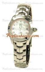 Tag Heuer Link Ladies Watch 19