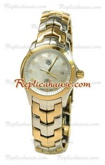Tag Heuer Link Ladies Watch 23
