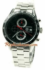 Tag Heuer Carrera Replica Watch - Swiss Structure with Quartz Movement 01