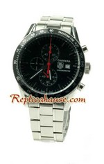 Tag Heuer Carrera Replica Watch - Swiss Structure with Quartz Movement 02
