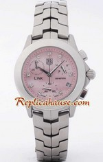 Tag Heuer Link Ladies Watch 10