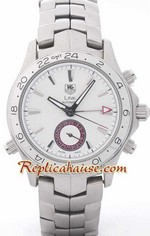 Tag Heuer Replica Link Watch GMT 3