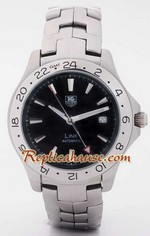 Tag Heuer Replica Link Watch GMT 1