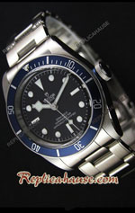Tudor Heritage Black Bay Shield Swiss Replica Watch 07
