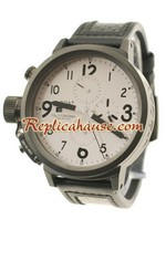 U-Boat Flightdeck Swiss Replica Watch 2