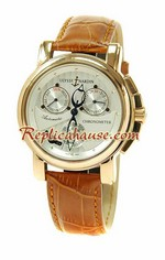 Ulysse Nardin Complications Chronometer Replica Watch 01